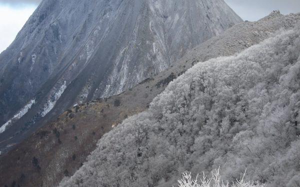 Mt Kuju