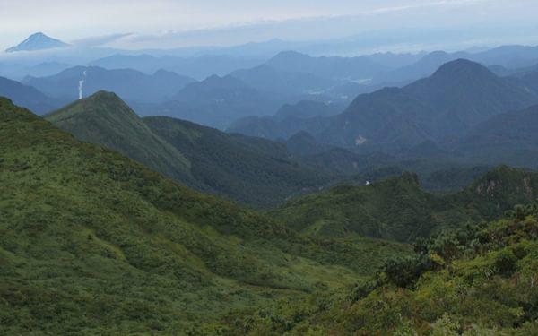 Mt Kurikoma