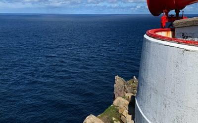 Day 3 04 Cape Wrath Foghorn
