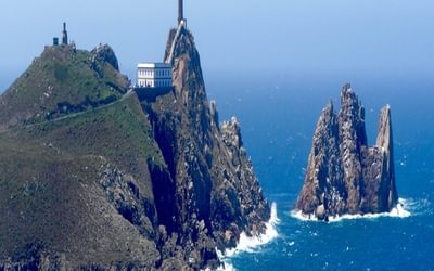 Cabo Vilan and its amazing lighthouse