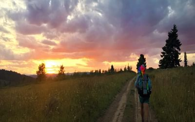 Owen sunset