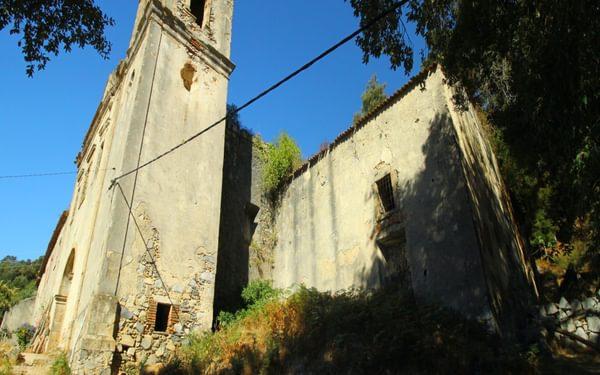 The Nossa Senhora do Desterro Convent