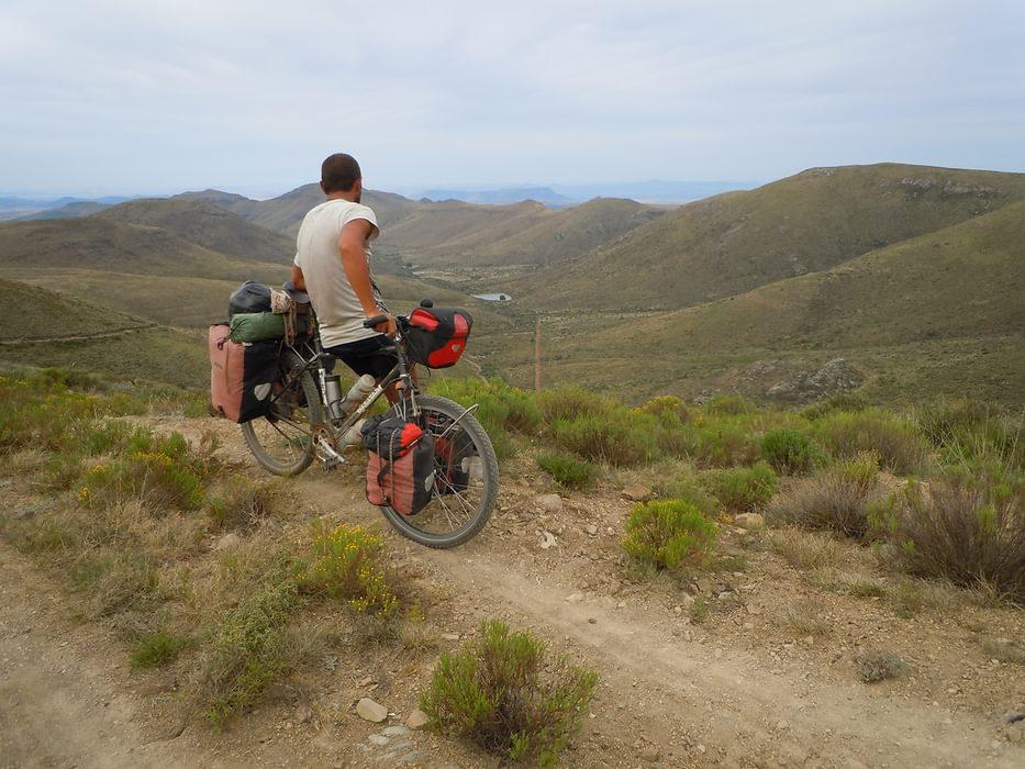 Baviaanskloof hills