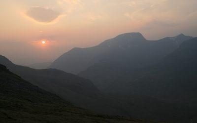 Sunset Ben Nevis