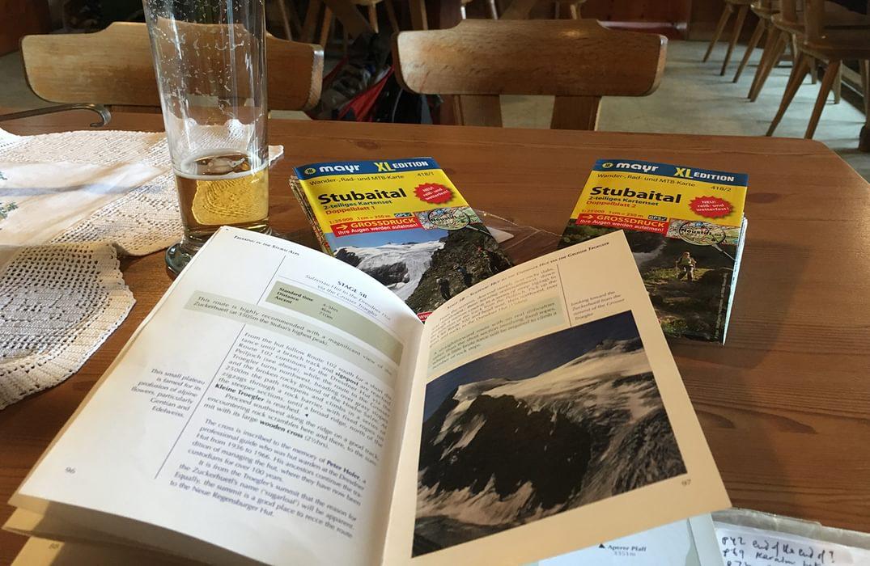 Allan Hartley guidebook