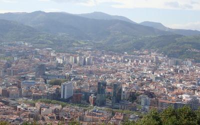 Bilbao from Artxanda