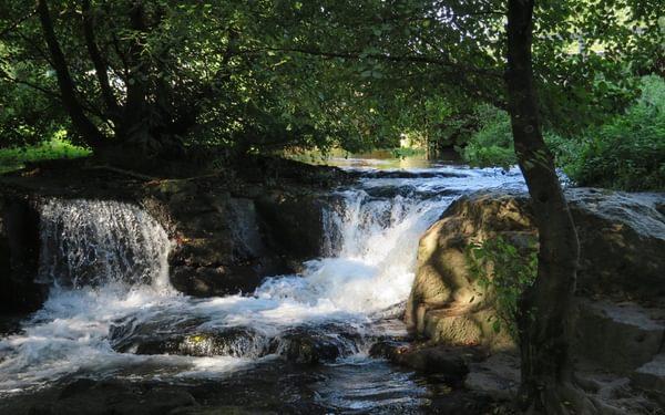 20 Waterfall