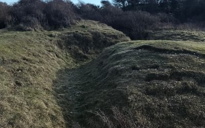 Seaford Head Trenches 2