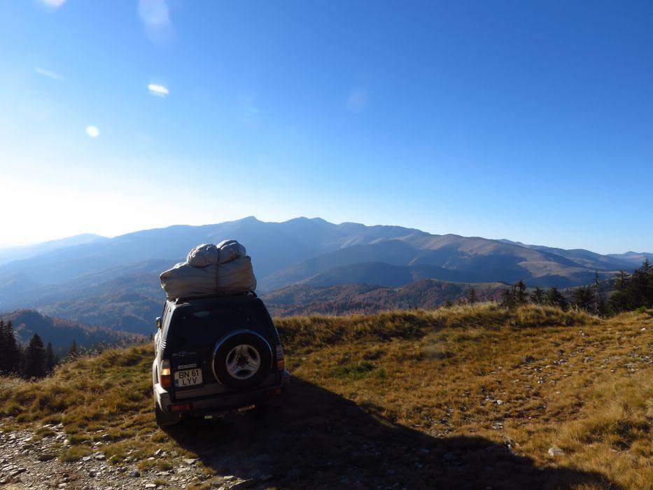 Suhard Mountains