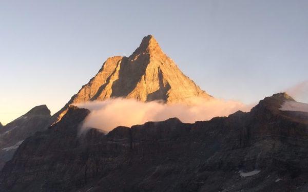 Matterhorn from Rifugio Teodulo