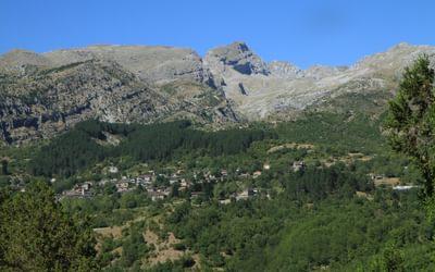 Mt Tymphi