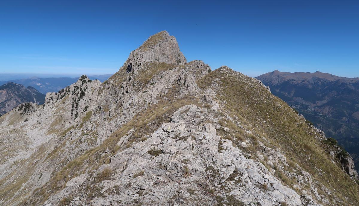 Tsouka Rossa Ridge