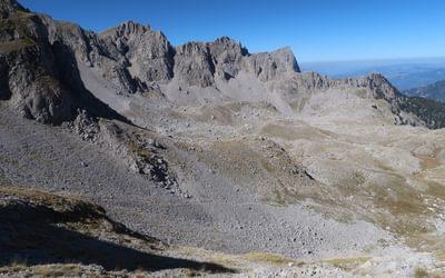northern ridge