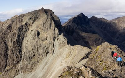 The Cuillin Ridge Light