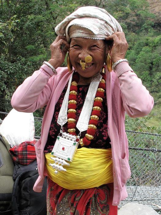A Limbu lady