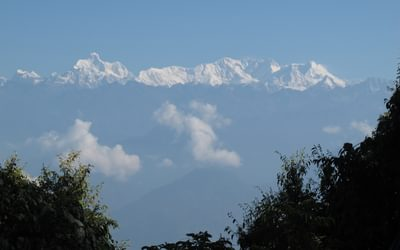 Jannu and Kanchenjunga