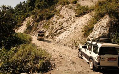 jeep journey