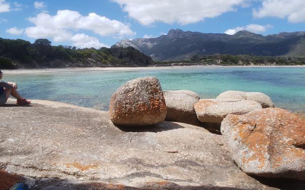 Flinders Island peace