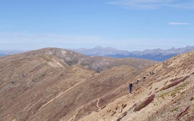 high Colorado Rockies