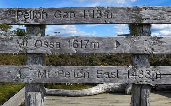 Pelion Gap