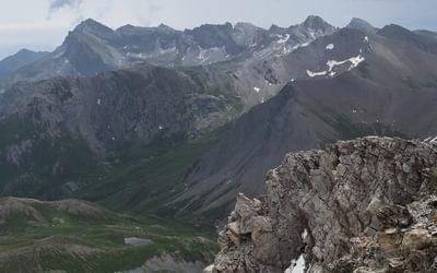 Monte Maniglia summit