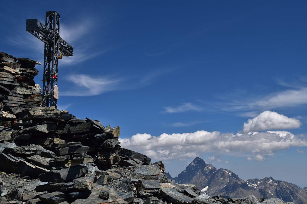 Monte Mongoia summit