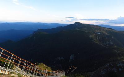 Ceahlău Mountains
