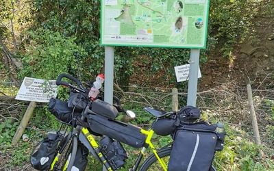Tristram's mini cycle tour
