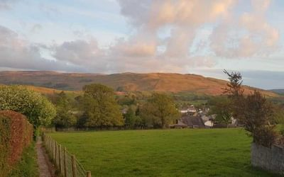 Alex's local walk around Sedbergh