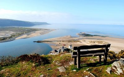 Take a moment to enjoy Snowdonia