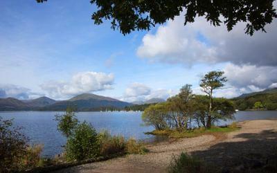 Millarochy Bay, Loch Lomond