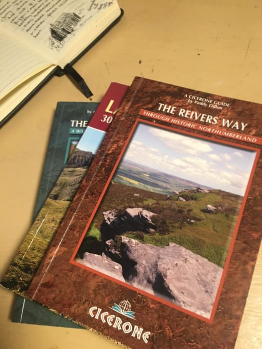 Guidebooks and notes