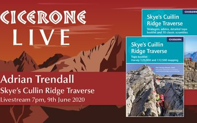 Adrian Trendall Cuillin live