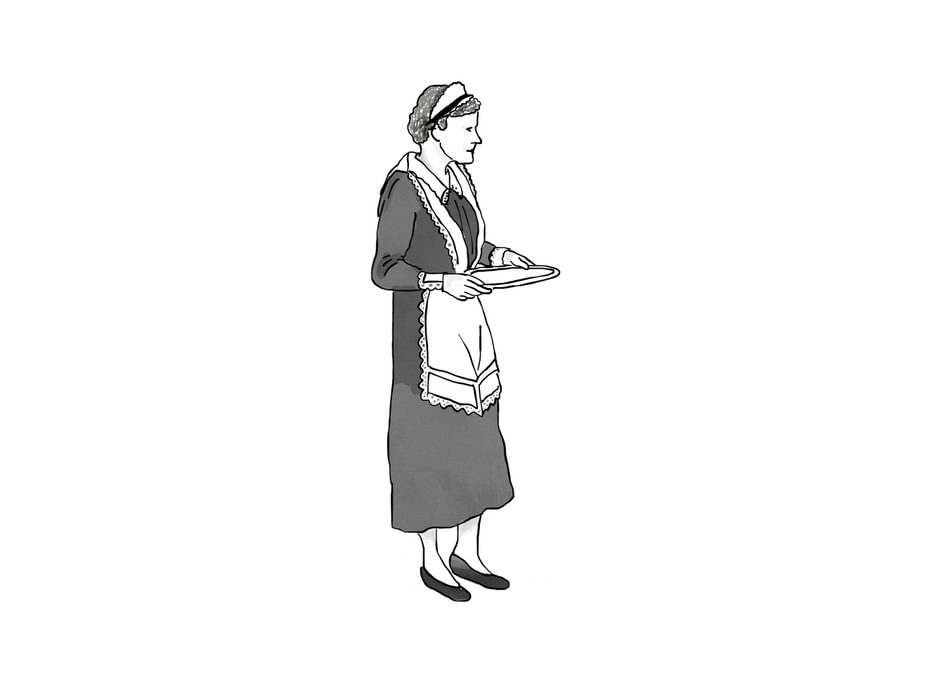maid-with-afternoon-tea
