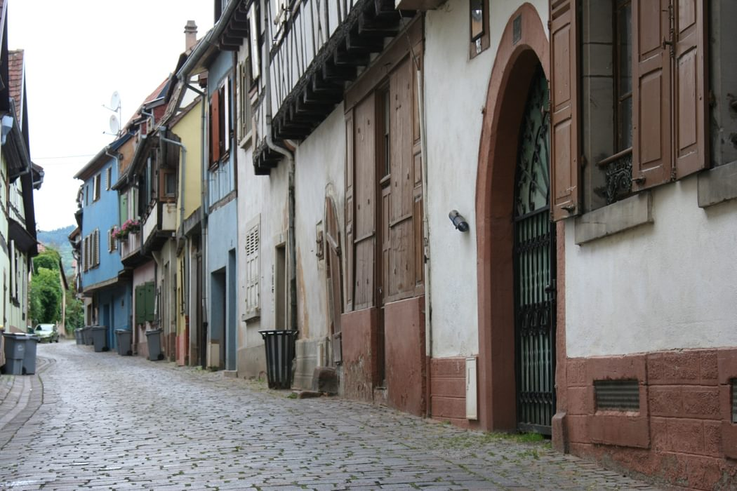 The Little Alsace Town Of Barr Gr5