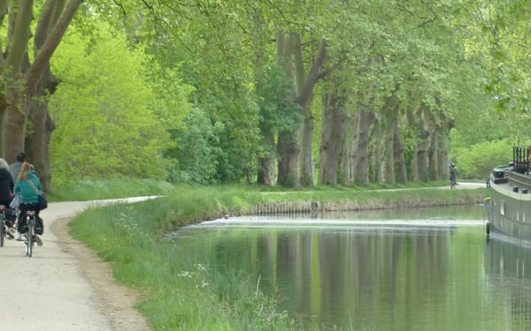There Are Plenty Of Very Straightforward Cycles Along The Canal