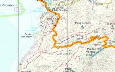 Gr221 Map 1