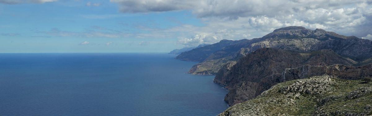 The Tramuntana In Mallorca