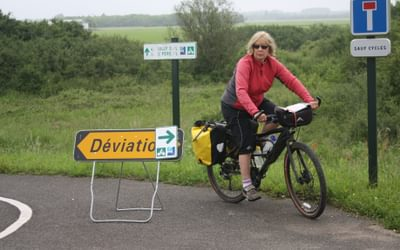 Cycling The River Loire