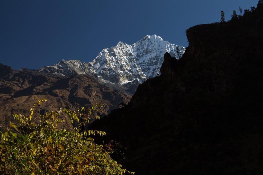 Kusum  Kanguru 6367M   Everest  Region  Trek   Solukhumbu  Nepal