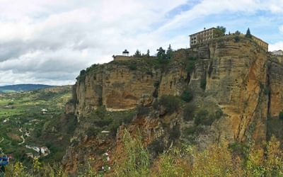 The Spectacular Town Of  Ronda