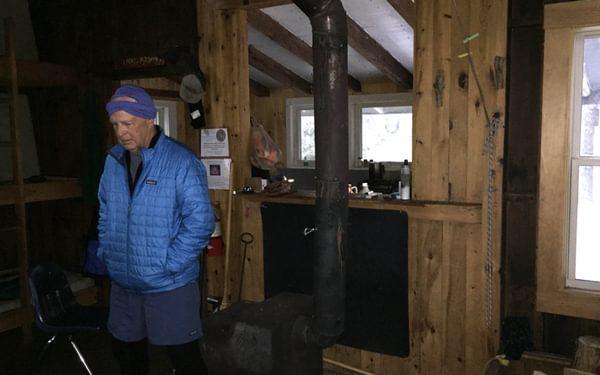 Cardigan Mountain High Cabin