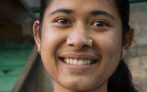 Nepalese Portrait 4
