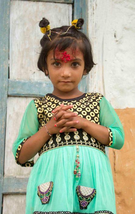 Nepalese Portraits