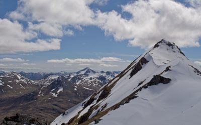 Sgurr Choinnich Mor From The East