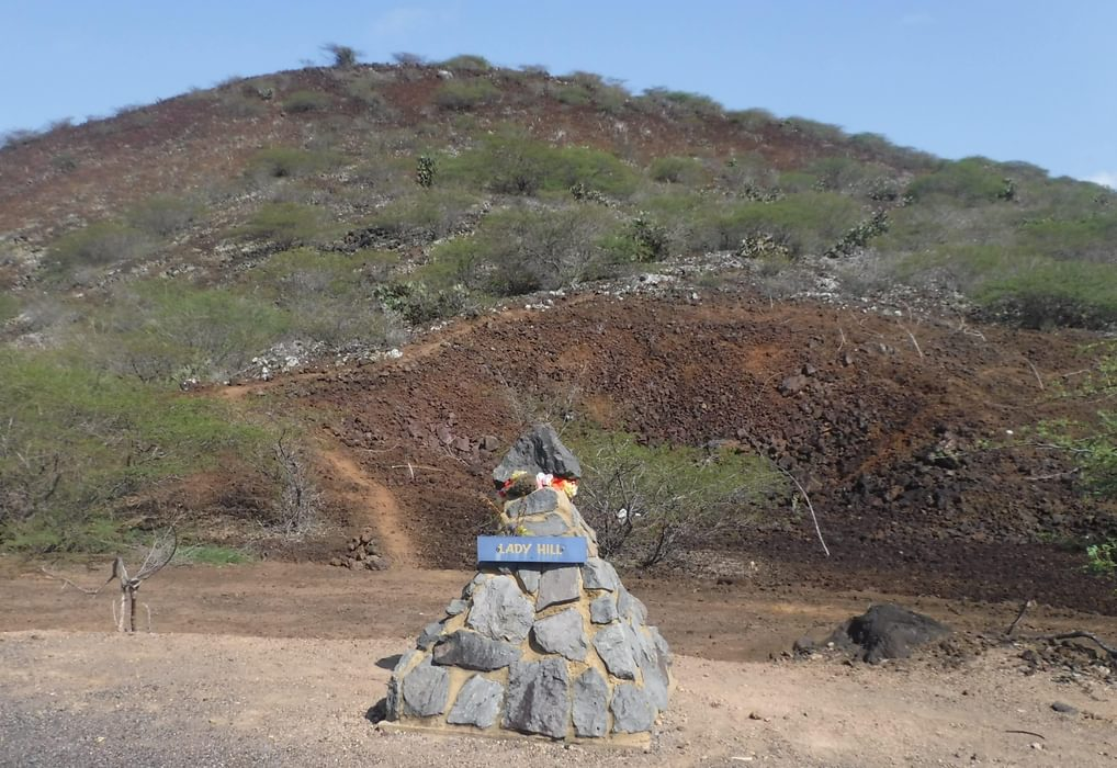 Pyramid Cairns Mark The Start Of All 42 Letterbox Walks