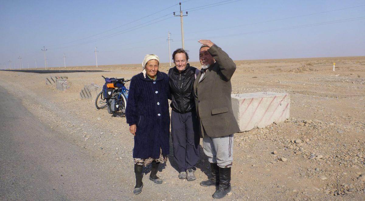 Making Friends In  Kyrgystan