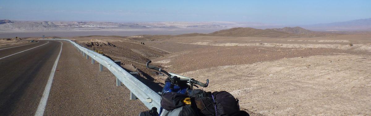 Taking It All In As  I Reach The  Atacama Desert