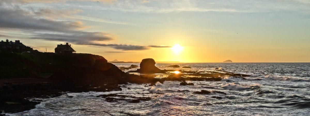 Sea  View At  Dunbar