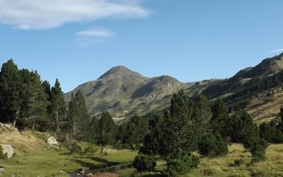 On The  Gr10 In The  Pyrenees